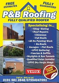 P and B Roofing 234486 Image 6
